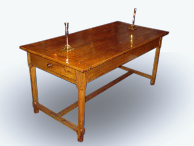 A Cherrywood Farmhouse table